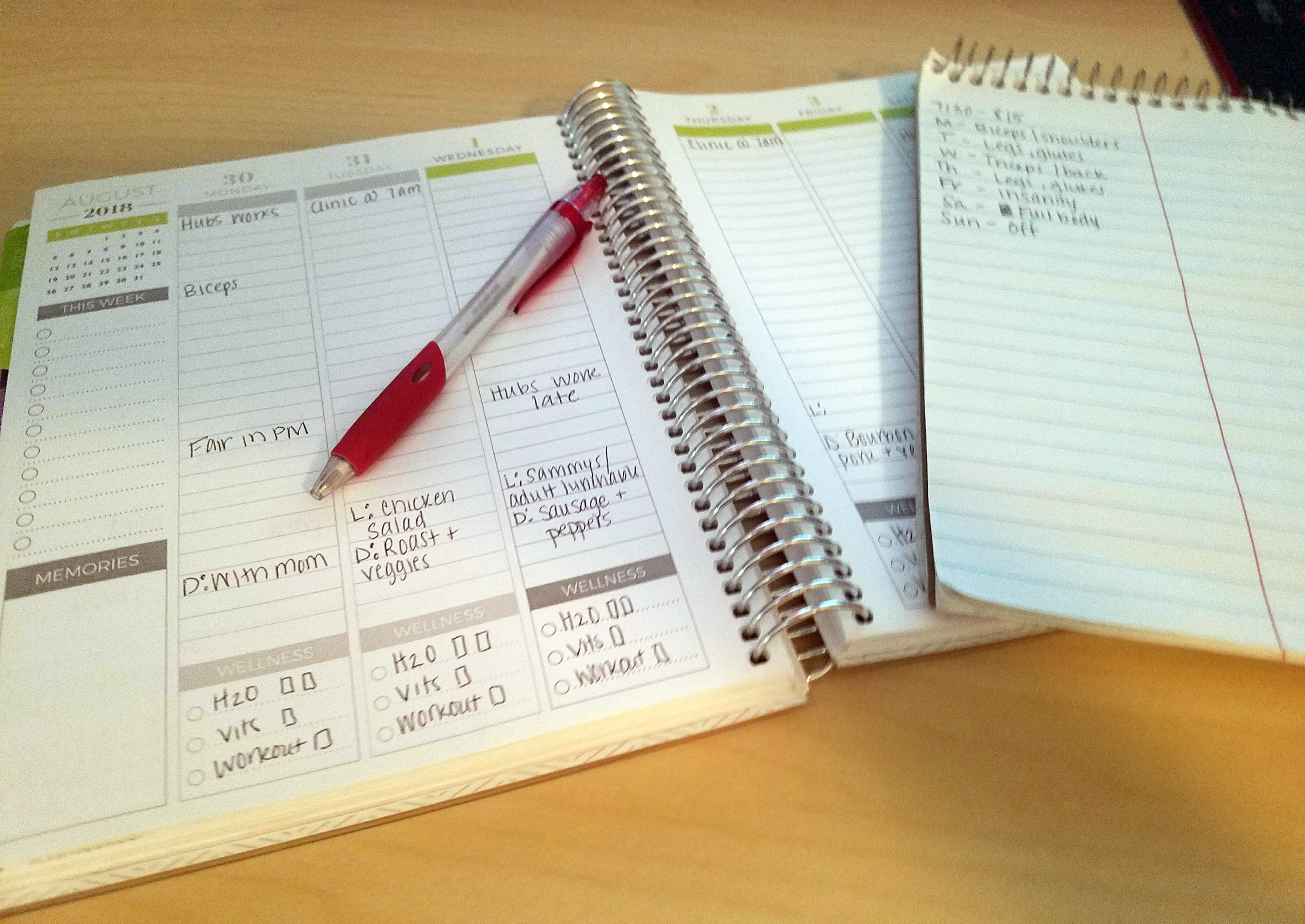 Creating a plan for better health